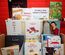 Bibliothèque jeunesse : Sélection d'albums d'octobre