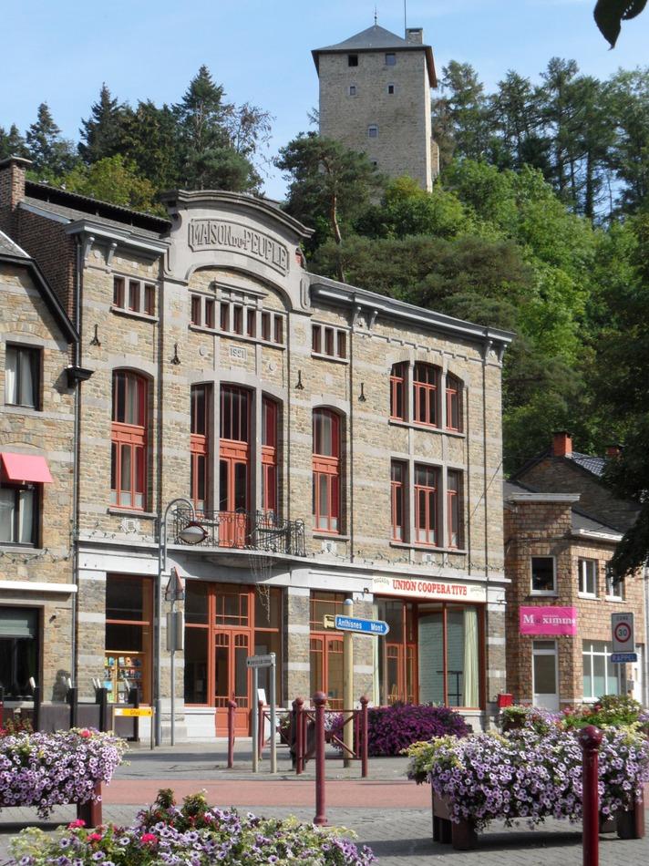 Bibliothèque Comblain - Poulseur