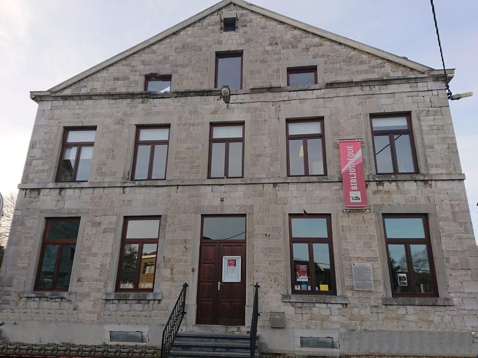 Bibliothèque Harzé